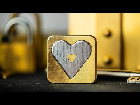 Solving The FRUSTRATING Heart in Heart Puzzle!!