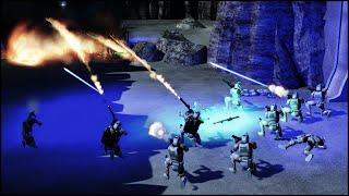ZOMBIES - Star Wars: Galaxy at War Mod Gameplay