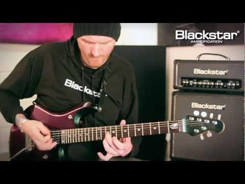 Blackstar HT-5R: Jamie Humphries solo track