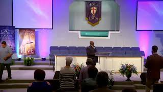 The Relationship of Grace | FBCIT East Campus | Pastor Alvin Summers