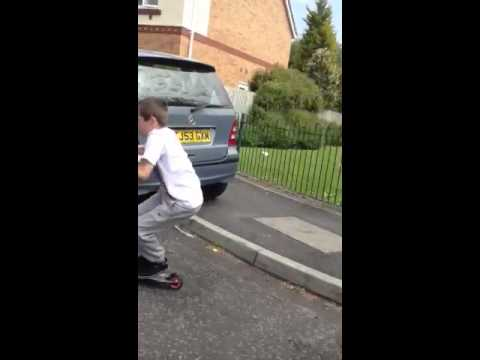 Toby Oliver doing a whip