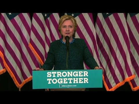 Clinton\'s entire FBI email probe statement - YouTube
