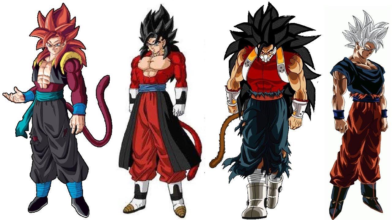 Dragonball Super Charaktere