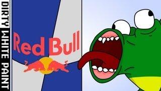 Red Bull Frog
