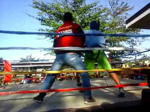 Amatuer Boxing-trento agusan del sur