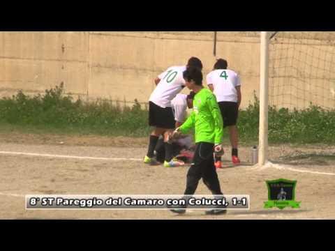 Sporting Club - Camaro 3-2, Allievi Regionali - girone C, 25ª giornata