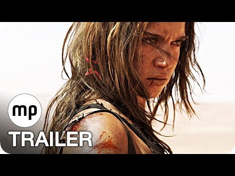 REVENGE Trailer Deutsch German Exklusiv (2018)