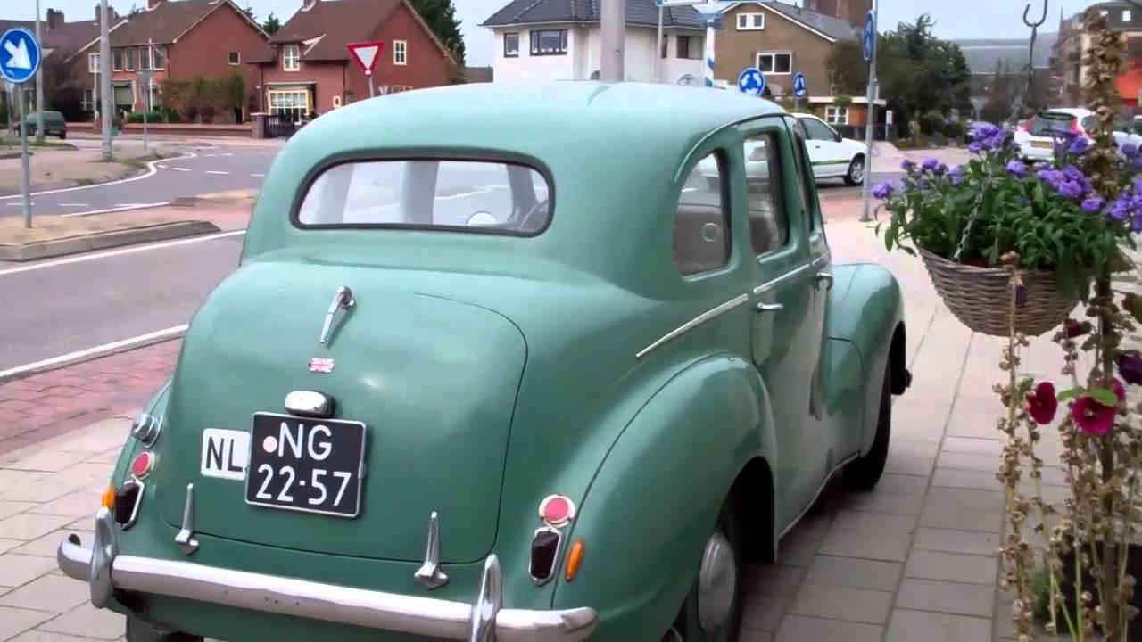 1948 Austin A40 + MG racer - YouTube