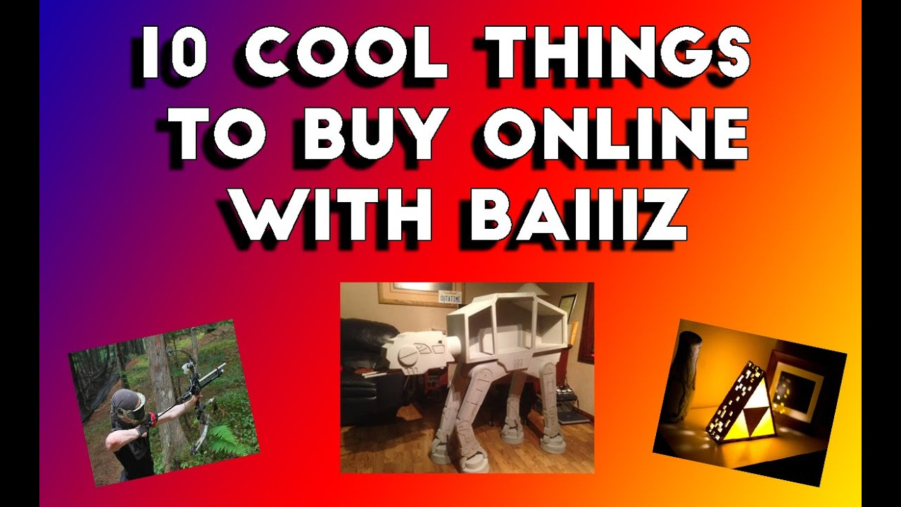 10 cool things to buy online youtube for How to cool things