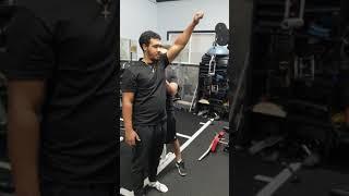 Rehabbing a Golfer: Re-programming the Shoulder