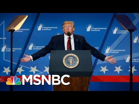 Trump's Wild Speech In Baltimore: Insults, Non Sequiturs, And More | The 11th Hour | MSNBC