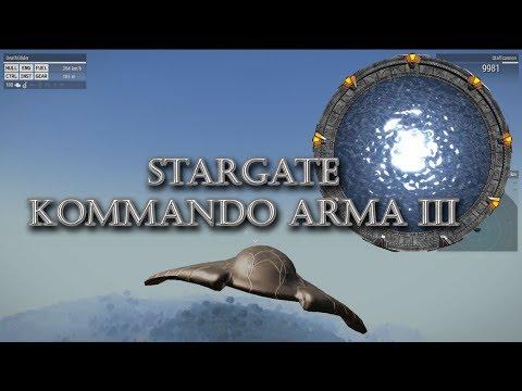 ArmA 3 Stargate Mod