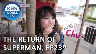 The Return of Superman|슈퍼맨이 돌아왔다-Ep.239:There is No Prettier Flower Than You[ENG/IND/2018.08.26]