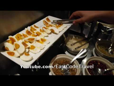 hard rock hotel Pattaya | morning breakfast
