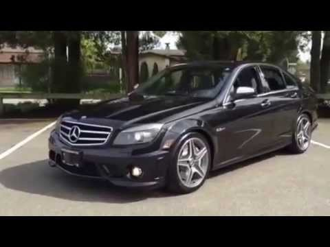 2008 mercedes benz c63 amg for sale in langley bc sold youtube. Black Bedroom Furniture Sets. Home Design Ideas