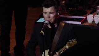 Rick Astley Pieces Live Town Hall, New York, Oct 6, 2016.mp3