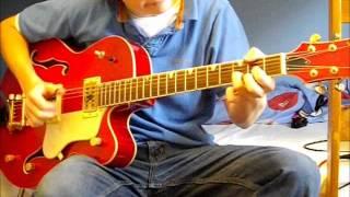 Postman Pat Theme - Chet Atkins style