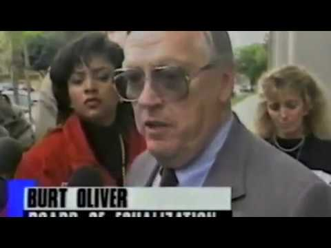 Sacramento 1993 Office Gunman Mass Shooting News, 80s 90s