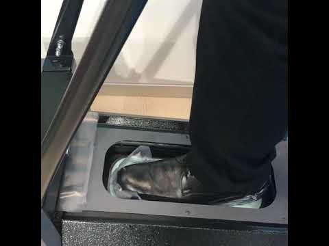 31 Ekim 2017 Shlink Goloş Giydirme Makinesi  Shlink Galot Machine