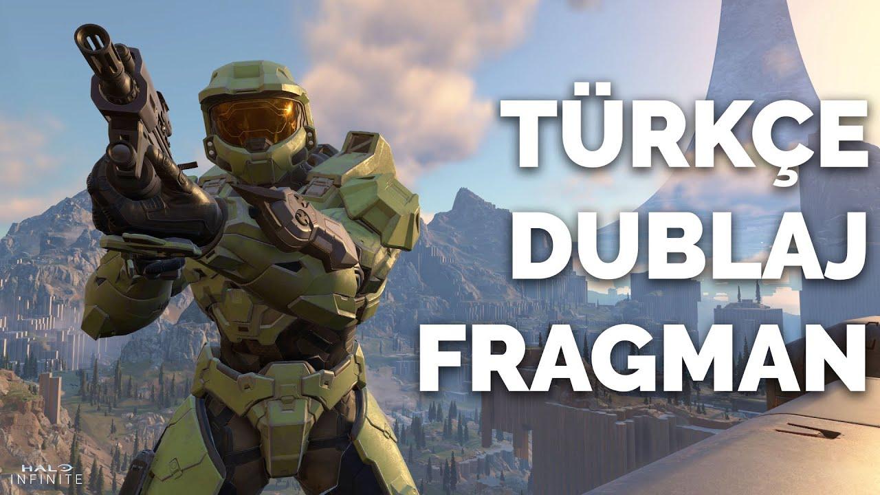 Halo Infinite Türkçe Dublaj Fragman (Fanmade)