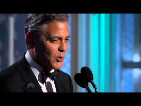 GEORGE'S CLOONEY AMAZING SPEECH AT THE 72ND ANNUAL GOLDEN GLOBE AWARDS 2015 1