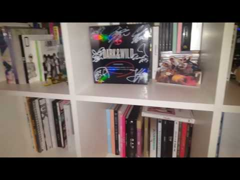 How I Store My Kpop Album Collection - 2017
