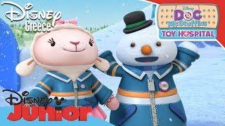 Η Μικρή Γιατρός - Το Χιονοπαιχνίδι | Doc McStuffins