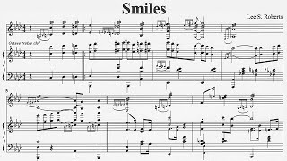 I transcribed Piano Roll(QRS 251, Performer are Lee S. Roberts & Ma...
