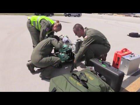 Aeromedical evacuation, Cope North