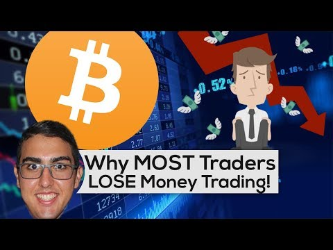 Why MOST Traders LOSE Money Trading Bitcoin ($BTC)!