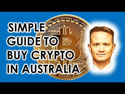 Beginner's Guide To Buying Crypto In Australia - Simple Step-by-step Video To Buy Crypto On Coinspot