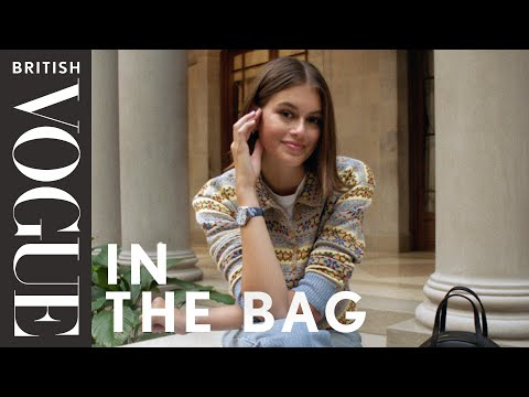Kaia Gerber: In The Bag  Episode 15  British Vogue & Jimmy Choo