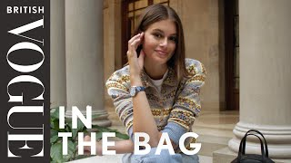 Kaia Gerber: In The Bag | Episode 15 | British Vogue & Jimmy Choo