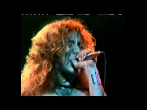Led Zeppelin: In My Time of Dying 5/25/1975