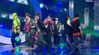 Super Junior - Superman, 슈퍼주니어 - 슈퍼맨, Music Core 20110806 thumbnail