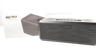 Video Best Bluetooth Speaker 2014: Sharkk Bluetooth 4.0 BoomBox Speaker Review download MP3, 3GP, MP4, WEBM, AVI, FLV Juli 2018