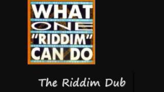 Dx7 The Riddim Dub What One Riddim Can Do