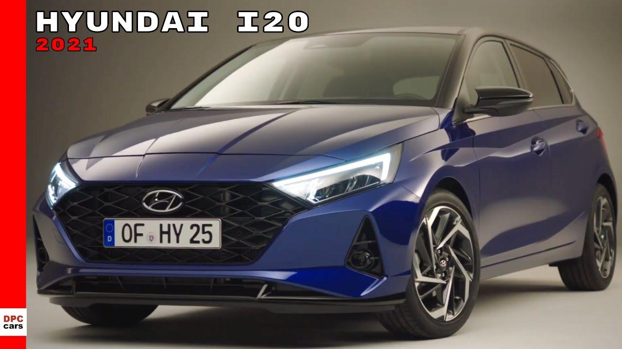 2021 Hyundai I20 Review