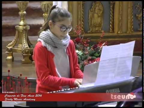 Clarissa Costa - Sicily Music Academy - Pianoforte