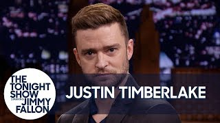 Slow Turn, Tiny Nod with Justin Timberlake