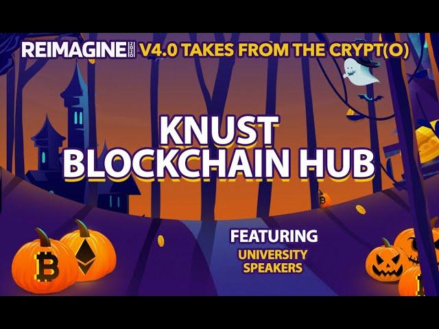 Panel - KNUST Blockchain Hub - University Segment