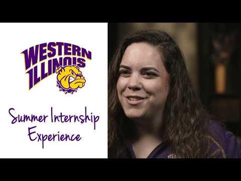 Abbi - Summer Internship Experience