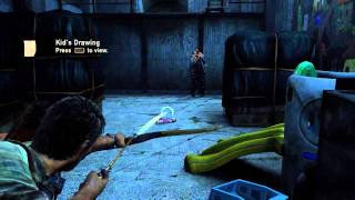 The Last of us - Sewers Grounded - getting split up from Ellie