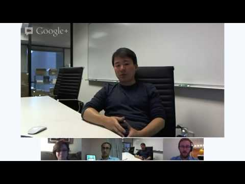LeWeb Hangout with James Park, CEO of FitBit
