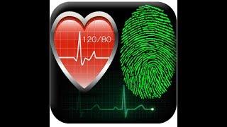 how to finger blood pressure chak screenshot 3