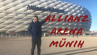 Allianz Arena Turu - Münih Almanya