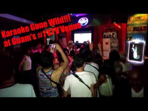 Guam Karaoke Gone Wild!!!
