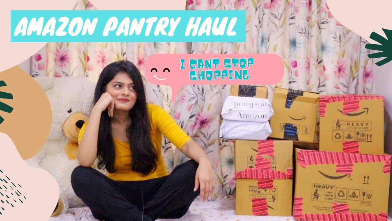 Amazon Pantry Haul!!! I finally found it ♡ | Dhwani Bhatt