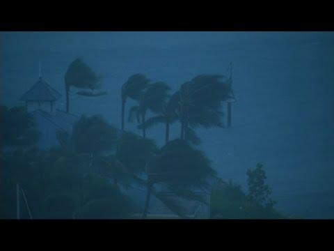 Florida officials discuss preparations for Hurricane Matthew