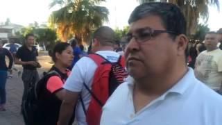 Exigen renuncia del General Rolando Hidalgo Eddy